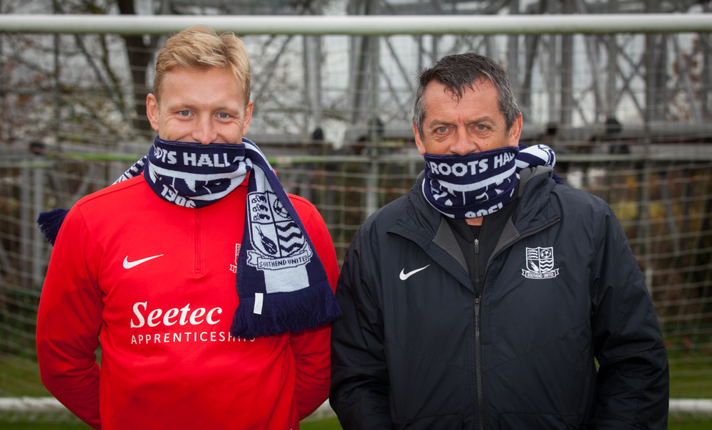 Southend United Scarfie