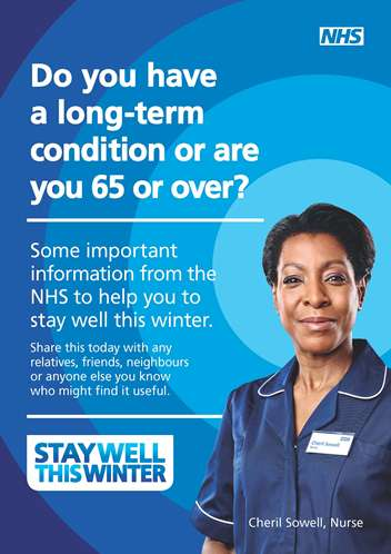 Stay Well leaflet picture