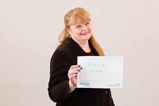 Tricia D'Orsi One You pledge