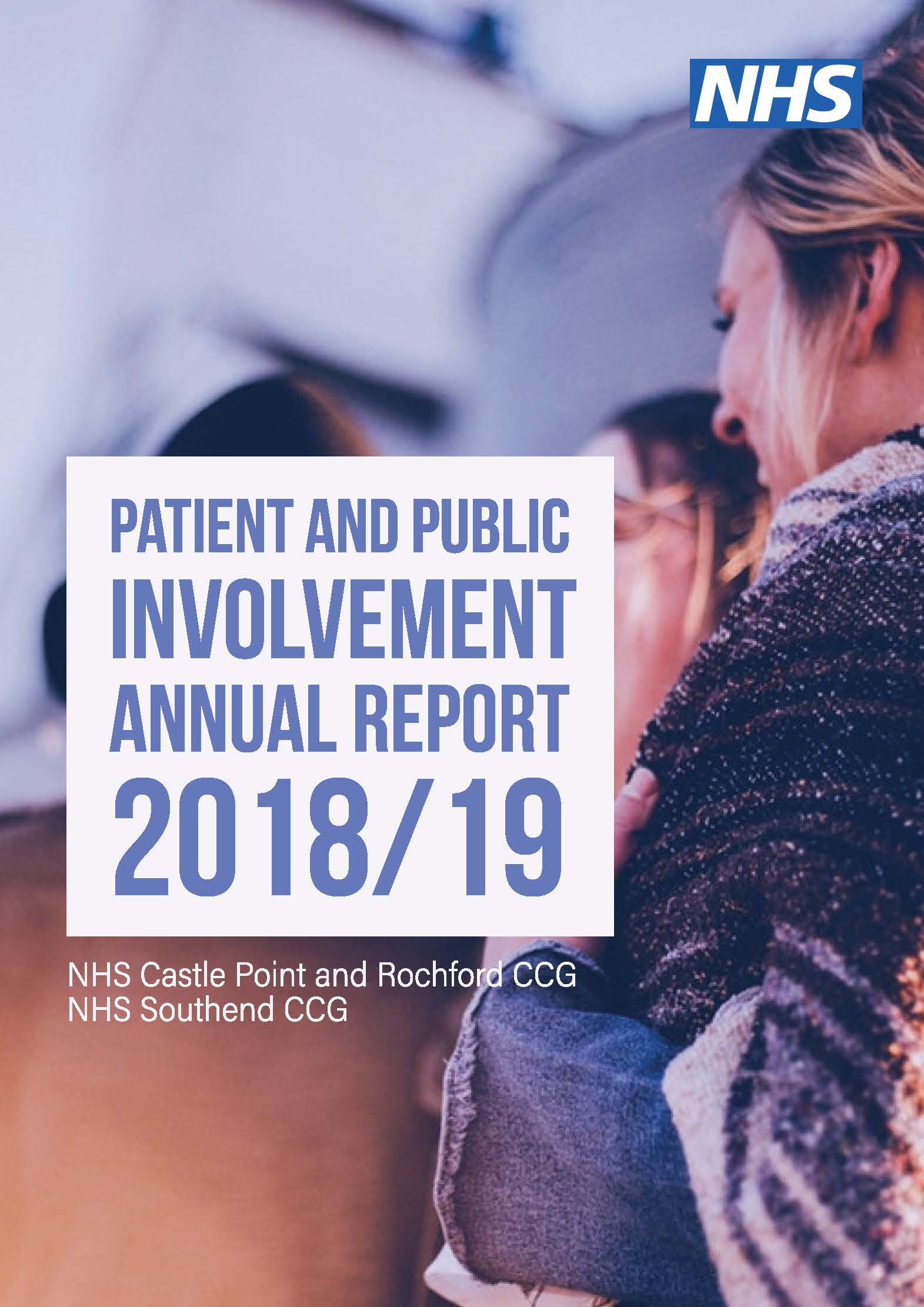 Patient and Public Involvement Annual Report 18 19
